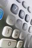 Calculator Keys Royalty Free Stock Image