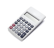 Calculator math finance business Stock Photography