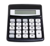 Calculator Stock Image