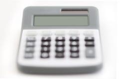 Calculator - schone vertoning Stock Foto's