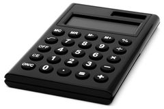 Calculator, Solar Calculator, Count Royalty Free Stock Photography