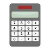 Calculator Vector Icon Stock Photo