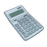 Calculator Vector Stock Image