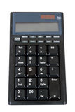 Calculator on white Stock Photo