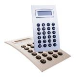Calculators royalty-vrije stock afbeeldingen