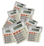 Calculators Royalty Free Stock Photos