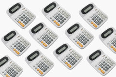 Calculators Royalty Free Stock Photo