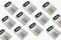 Calculators Royalty Free Stock Photo