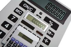 The calculators Royalty Free Stock Photo