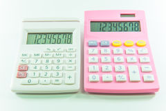 Calculators Stock Photography