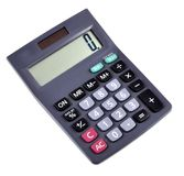 Calculatrice. Images stock