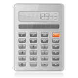 Calculatrice Illustration Libre de Droits