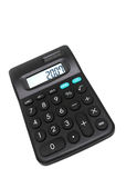 Calculatrice 2007 Images stock