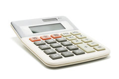 Calculatrice Photo stock