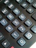 Calculatrice illustration libre de droits