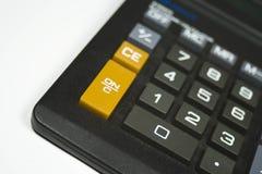 Calculatrice Photographie stock libre de droits