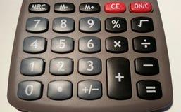Calculatrice Image stock