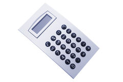Calculatrice Photographie stock libre de droits