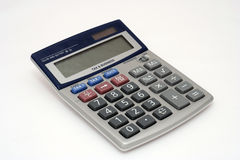 Calculatrice Photos stock