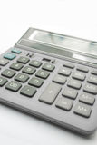 Calculatrice de Digitals Photographie stock libre de droits