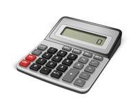Calculatrice électronique Photos stock