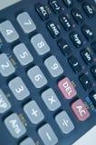 Calculatrice scientifique photo libre de droits