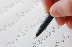 Calculus Stock Photography