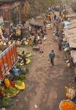 Calcutta Flower Market Royalty Free Stock Photo