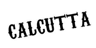 Calcutta rubber stamp Stock Image