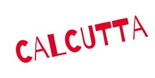 Calcutta rubber stamp Stock Photography