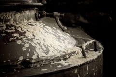 Caldaia della minestra Fotografie Stock