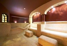 Caldarium aroma steamroom sauna Stock Images