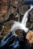 Caldeirões da sorte de Bourkedas cachoeiras II Foto de Stock
