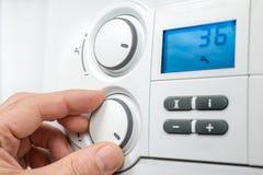 Caldeira do aquecimento Imagens de Stock