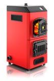 Caldeira do combustível contínuo Fotografia de Stock Royalty Free