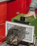 Caldeira do combustível contínuo Imagem de Stock Royalty Free