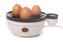 Caldeira do ovo imagens de stock royalty free