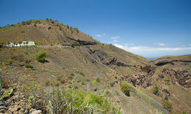 Caldera de Bandama Photo stock