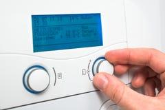 Caldera de la calefacción Fotos de archivo