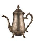 Caldera de té de lujo del vintage Imagen de archivo
