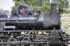 Caldera del motor de vapor Fotos de archivo libres de regalías