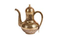Caldera para el té Fotografía de archivo libre de regalías