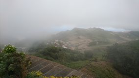 Caldera Teide Tenerife Στοκ φωτογραφίες με δικαίωμα ελεύθερης χρήσης