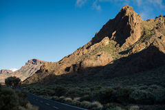 Caldera of Tenerife Stock Images