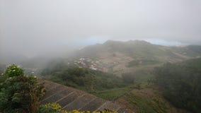 Caldera van Teide Tenerife Royalty-vrije Stock Foto's