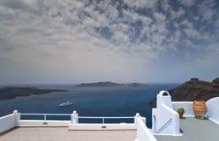 Caldera view Royalty Free Stock Photo