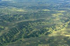 Caldera volcano Maly Semyachik. Kronotsky Nature Reserve on Kamchatka Peninsula. Royalty Free Stock Images