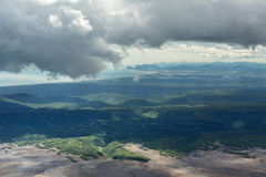 Caldera volcano Maly Semyachik. Kronotsky Nature Reserve on Kamchatka Peninsula. Royalty Free Stock Image