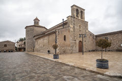 Calders, Katalonien, Spanien Lizenzfreies Stockbild