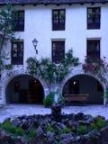 Caldes de Boi, Lérida (Espagne) Photographie stock libre de droits